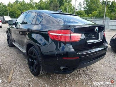 używany BMW X6 X6xDrive 35i E71 3.0 benz. 300 KM, F10, automat, 2012 E71 (2008-2014)