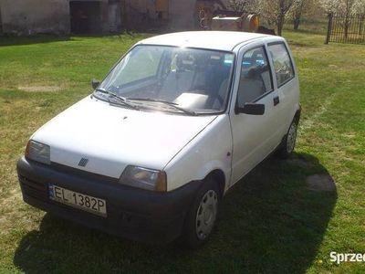 używany Fiat Cinquecento z gaźnikiem elektronicznym Aisan