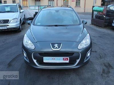 używany Peugeot 308 I 1.6 e-HDi Active STT, Łuków