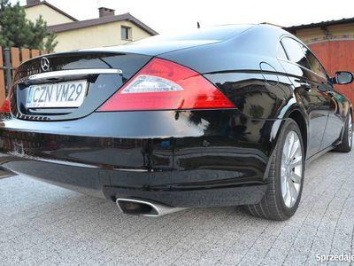 używany Mercedes CLS320 W219 POLIFT !!