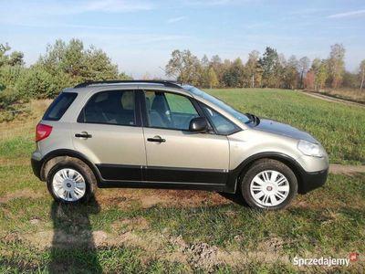 używany Fiat Sedici 1.9 JTD 120 KM 4x4