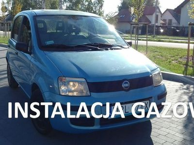 używany Fiat Panda 1.1dm 55KM 2005r. 190 000km