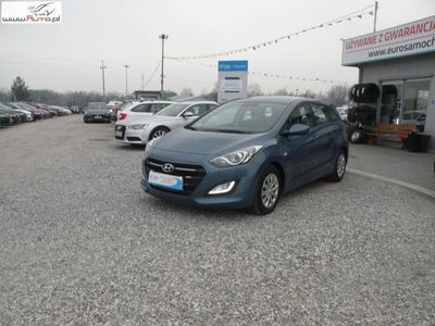 used Hyundai i30 1.6dm3 2015r. 88 000km F-vat Salon PL 1 wlas.