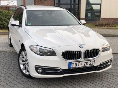 używany BMW 520 2dm3 190KM 2014r. 278 243km Luxury xDrive 190KM Xenon Led Navi Skóra Lift Jak Nowy !!!