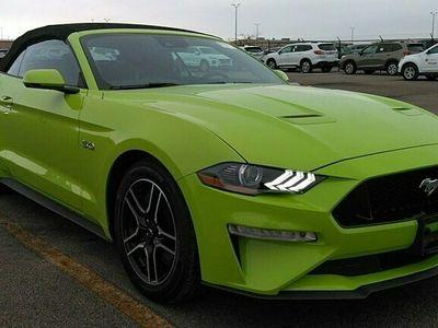 używany Ford Mustang 5dm 450KM 2020r. 24 864km