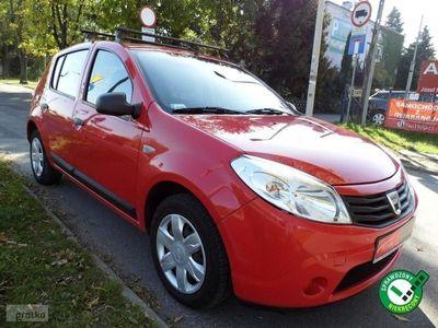 używany Dacia Sandero I 1,4 mpi gaz