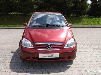 używany Mercedes A160 Benzyna ,pierwszy właściciel ,bez rdzy