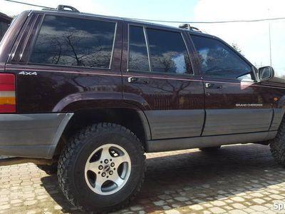 używany Jeep Grand Cherokee ZJ 2.5TDI zamiana na Crossa