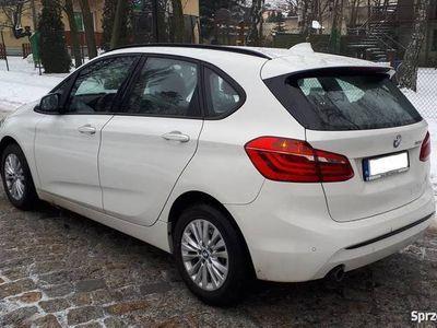 używany BMW 218 I 2.0 TDI 2014/2015 Tourer Sport Line Salon PL I Wł.