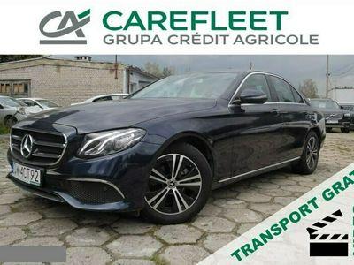używany Mercedes E220 EKlasa 220D 9G Tronic DW4CT92