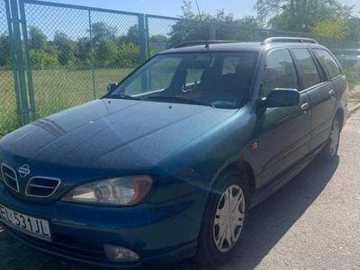 używany Nissan Primera PRIMERA P11 KOMBI 2.0 TD DIESELP11 KOMBI 2.0 TD DIESEL