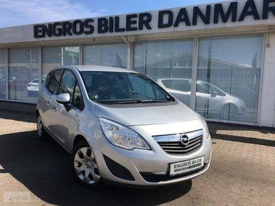 brugt Opel Meriva B 1,7 CDTi 130 van (233)