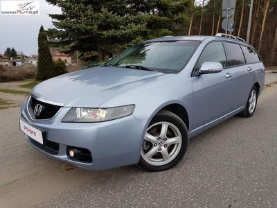 używany Honda Accord 2.2dm3 140KM 2004r. 263 000km 2.2 i-DTEC Bezawaryjny motor!! Bogata wersja!!