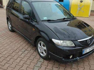 używany Mazda Premacy 2.0 td 2002 rok