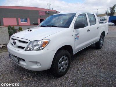 używany Toyota HiLux 2007 stan bardzo dobry