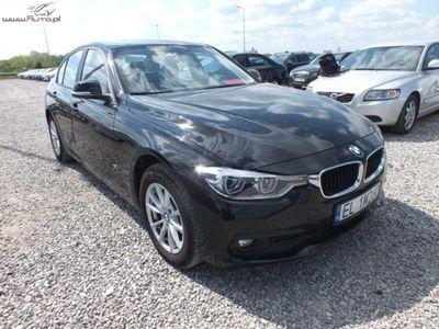 używany BMW 318 2dm3 150KM 2018r. 6 598km ABS
