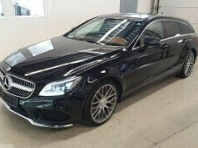używany Mercedes CLS220 Klasa CLS W218(BlueTEC) d