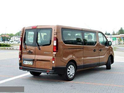 używany Opel Vivaro 1.6dm 95KM 2017r. 183 000km