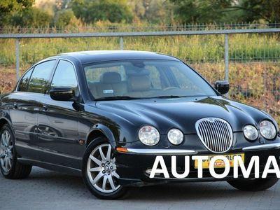 używany Jaguar S-Type 4dm3 276KM 2000r. 175 000km automat,skóra,klima,zarejestrowany