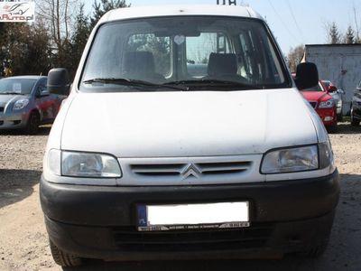 używany Citroën Berlingo 1.9dm3 69KM 1998r. 213 000km 1.9 D