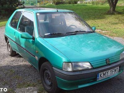 używany Peugeot 106 I