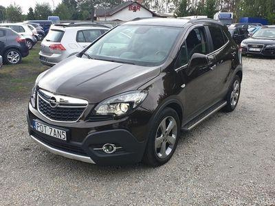 używany Opel Mokka 1.7 CDTI Cosmo S&S 4x4, Ostrzeszów