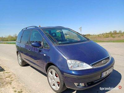 używany Ford Galaxy LIFT 2004rok 1.9TDi 130Km,6biegow,Klima 7osob