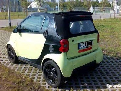 używany Smart ForTwo Cabrio 0.6