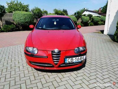 używany Alfa Romeo 147 5 drzwi! Bogate wyposażenie!