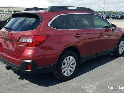 używany Subaru Outback 2.5dm 175KM 2019r. 50 267km