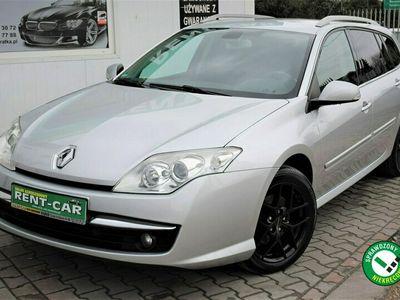 używany Renault Laguna III 2,0 140ps*Bezwypadkowy-ORYGINAŁ*Serwis-ASO*Skóra*Klimatronik*IDEALNY* III (2007-)