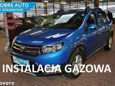 używany Dacia Sandero Stepway 0.9dm 90KM 2016r. 42 000km