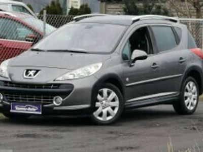 używany Peugeot 207 Outdoor 207 HDI KLIMATRONIC