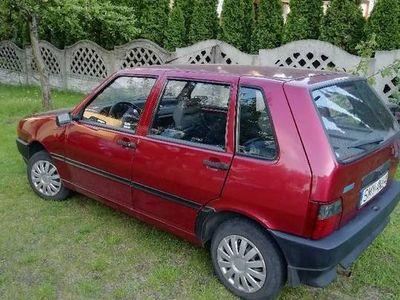 używany Fiat Uno w bardzo dobrym stanie