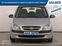 używany Hyundai Getz  Salon Polska, Klima, wspomaganie Kierownicy