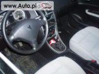 używany Peugeot 307 1.6dm 2004r. 60 000km