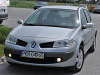 używany Renault Mégane II (2002-) 1.5 2007r. ABS automatyczna klima.