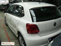 używany VW Polo 1.6dm 90KM 2010r. 21 000km