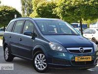 używany Opel Zafira B 1.8-16V 140KM BUSINESS Navi Parktronic przód i tył Alufelgi