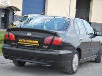 używany Nissan Primera P11 (1996-2000) 1.8 2001r. ABS automatyczna klima.