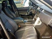 używany Land Rover Range Rover Range RoverHSE 3.0 V6 benz. 340KM 8-bieg. automat 2017 IV (2012-)