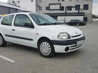 używany Renault Clio II 2001 1.2 8V VAT1 - PEŁNA FAKTURA VAT 23%