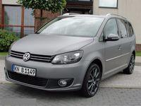 używany VW Touran 2dm 170KM 2011r. 88 500km