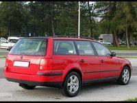używany VW Passat B5 1.9TDi 115KM klimatronik alu warto