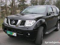 używany Nissan Pathfinder R51 Salonowy - serisowany w ASO - 2009 rok