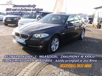 used BMW 525 2dm3 217KM 2012r. 133 000km 2.0 D 217 KM Navi Salon Polska