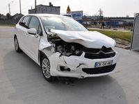 używany Citroën C4 1.6dm 90KM 2012r. 142 273km