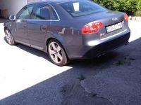 używany Audi S4 V8 4.2 344km SEDAN! PRYWATNIE! SZWAJCARIA!