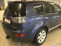 używany Mitsubishi Outlander 2.4 benzyna, skóra elektryka ori lakier