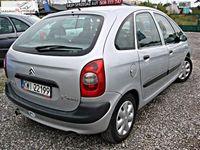 używany Citroën Xsara Picasso 2,0 HDI * ZADBANY * POLECAM